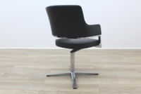 Brunner Grey Leather Executive Meeting Chair - Thumb 7