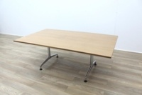 Kusch Co Walnut 2000mm Office Conference Meeting Table - Thumb 4