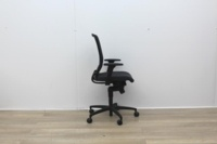 Wilkhahn Grey Operator Chair With Trimension - Thumb 3