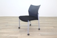 Senator Black Fabric Meeting Chair - Thumb 3