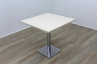 Square Maple Table 800mm - Thumb 2