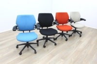 Recovered Humanscale Freedom Office Task Chairs - Thumb 6
