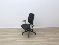 Orangebox Do Operator Chair With White Back - Thumb 4