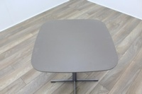 Brunner Beige Square Coffee Table - Thumb 4