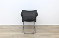 Herman Miller Meeting Chair Mesh Back/Leather Seat - Thumb 4