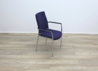 Purple Kusch Co Meeting Chairs - Thumb 6
