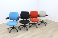 Recovered Humanscale Freedom Office Task Chairs - Thumb 3