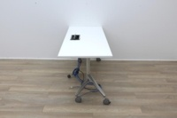 Wiesner Hager Folding/Training Table With Power/Data - Thumb 3
