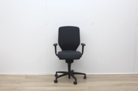 Wilkhahn Grey Operator Chair With Trimension - Thumb 2