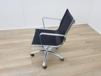 Eames Style Black Mesh Meeting Chairs - Thumb 3