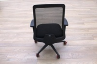 Interstuhl Everyis1 Mesh Black Office Task Chairs - Thumb 6