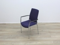Purple Kusch Co Meeting Chairs - Thumb 3