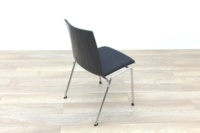 Brunner Dark Grey Fabric Seat Meeting Chair - Thumb 7