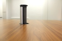Verco Meeting Table With Cable Management And Chrome Legs - Thumb 3