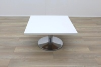 White Square Table - Thumb 3