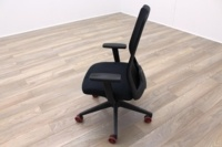 Interstuhl Everyis1 Mesh Black Office Task Chairs - Thumb 5