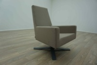 Hitch Mylius hm44 A Biege Office Reception Chair - Thumb 4