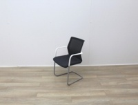 Orangebox Meeting Chair With Black Fabric - Thumb 4