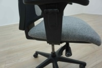 Re-Upholstered in Any Colour - Mesh Back Multifunction Office Task Chairs - Thumb 6