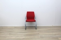 Verco Red Meeting Chairs  - Thumb 2