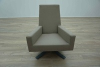 Hitch Mylius hm44 A Biege Office Reception Chair - Thumb 3