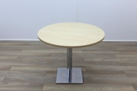 Maple Round Table 900mm - Thumb 4