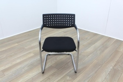 Vitra Visavis Cantilever Meeting Chairs