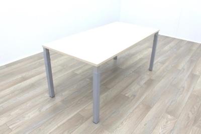Hali Maple 1600mm Straight Office Desks