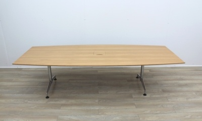 Walnut Kusch Co Meeting Table