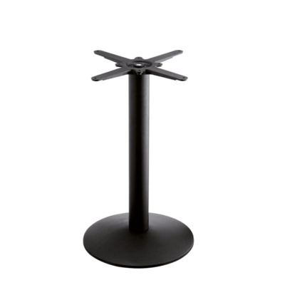 New HOUSTON Cast Iron Small Round Dining Table Base