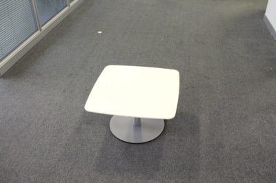 White Orangebox Coffee Table