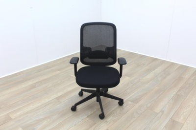Orangebox DO Black Mesh Operator Chair