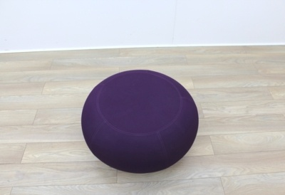 Allermuir A620 Purple Stool