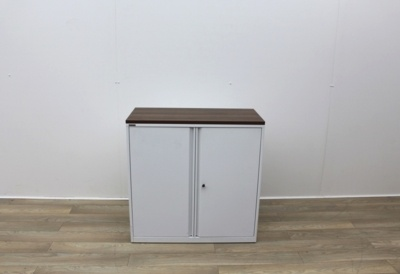 White Triumph Double Door Cupboard