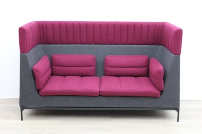 Purple Allermuir receptions sofas
