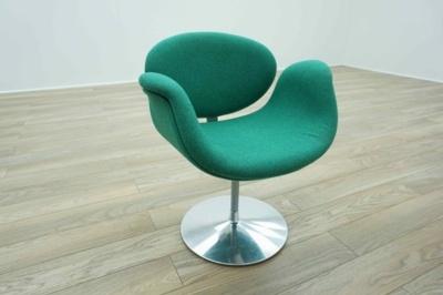 Pierre Paulin Artifort Tulip Office Reception Chairs