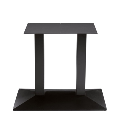 New HOUSTON Cast Iron Large Rectangular Double Dining Table Base