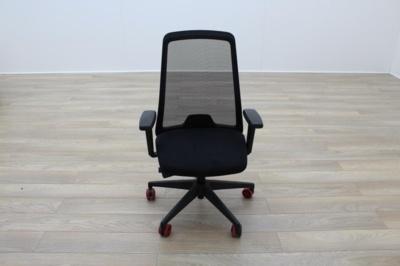 Interstuhl Everyis1 Mesh Black Office Task Chairs