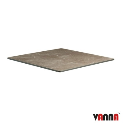 New EXTREMA Marble 790mm Square Table