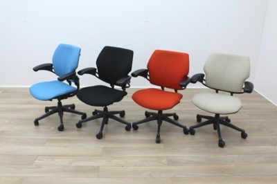 Recovered Humanscale Freedom Office Task Chairs