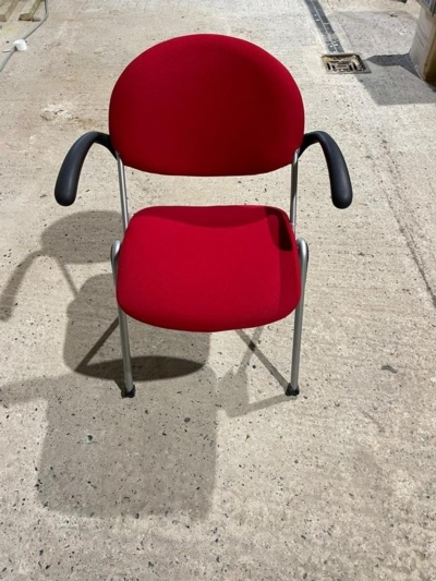 Sitland Stacking Meeting Chairs