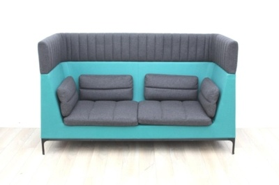 Teal Allermuir receptions sofas