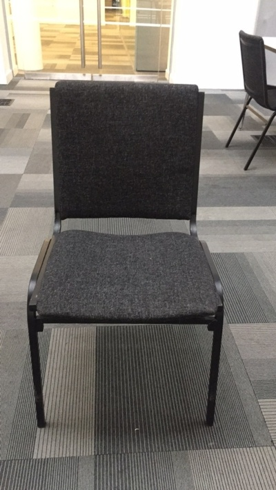 Stacking Grey Meeting Chair