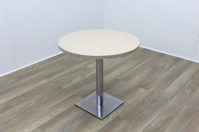 Oak Round Table 800mm