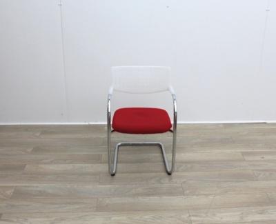 Vitra Visavis Cantilever Meeting Chairs