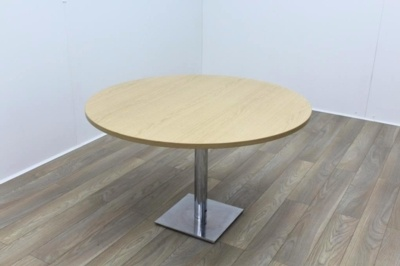 Oak Round Table 1200mm