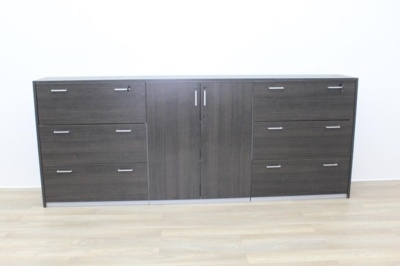 Executive Mid Height Credenza Storage Unit