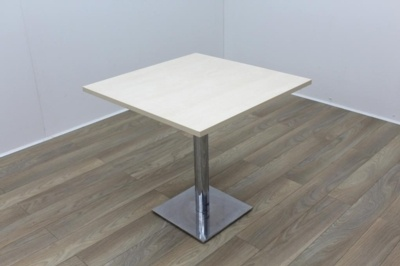 Square Maple Table 800mm