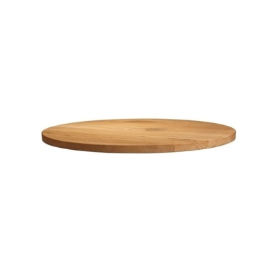 New Unfinished Character Superior Grade Oak 1200mm Round Table Top