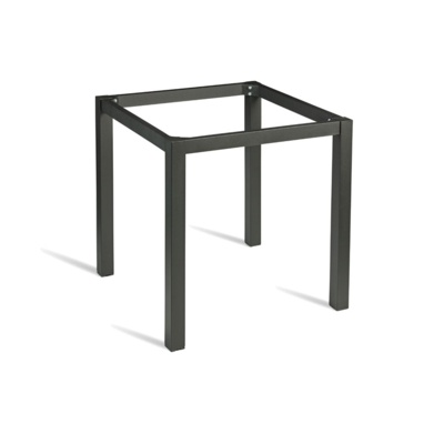 New PARIS Black Sturdy Medium 2 seater table base